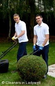 Gardeners in Ladywell