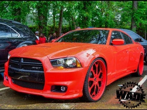 Gucci Mane Widebody Charger Srt8 On 26 Forgiatos Www Whipsbywade