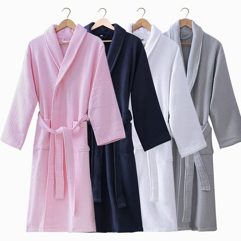 Winter Bathrobe Women Thick Men Warm Towel Kimono Bath Robe Male Bathrobes  Femme Dressing Gown Bride Wedding Bridesmaid Robes adbfe8a10