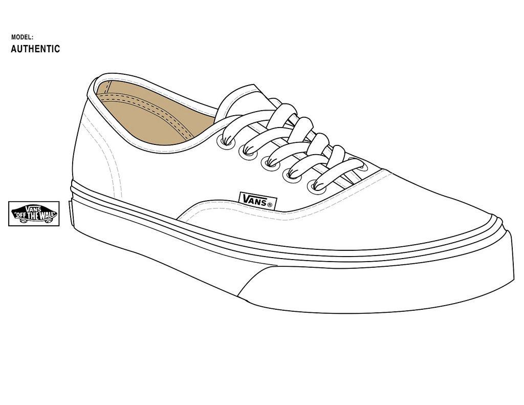 Vans Drawing Pesquisa Google Com Imagens Vans Modelos