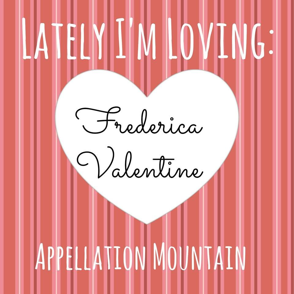 Loving this combination - Frederica Valentine!