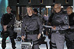 Enrico Colantoni, Michael Cram, Sergio Di Zio, Hugh Dillon, David Paetkau, and Mark Taylor in Flashpoint (2008)