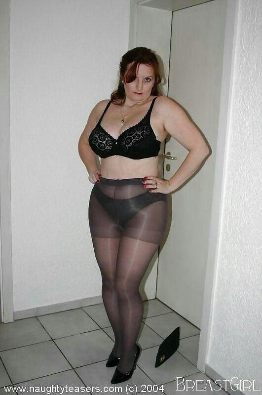 women pantyhose Curvy