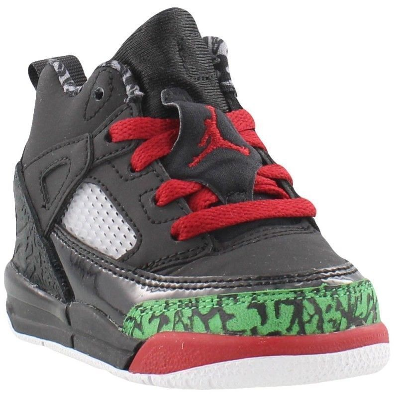 f31afcae955de8 Toddler Jordan Spizike BT 317701-026 Black Varsity Red New Size 6c  Jordan