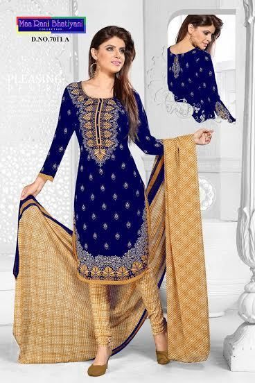 12c2ef74fd Salwar Kameez Suit Indian Bollywood Designer Pakistani unstitched Synthetic  011A in Clothes, Shoes & Accessories,Women's Clothing,Other Women's Clothing  | ...