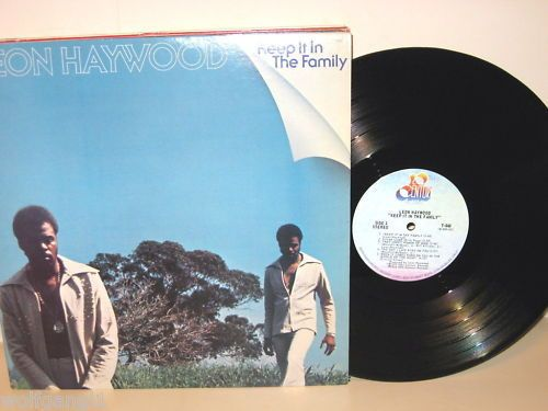 LEON HAYWOOD - Keep It In The Family *T440 US'74* LP NORTHERN SOUL 70s Soul
