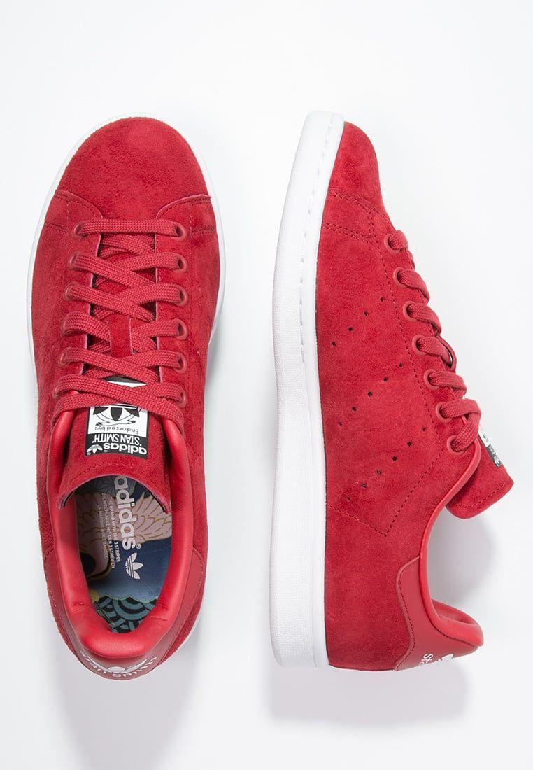 release date: 87a20 26084 Tilaa ilman lähetyskuluja adidas Originals STAN SMITH - Matalavartiset  tennarit - power red white   94,95 € (16.6.2016) Zalando.fi-verkkokaupasta.