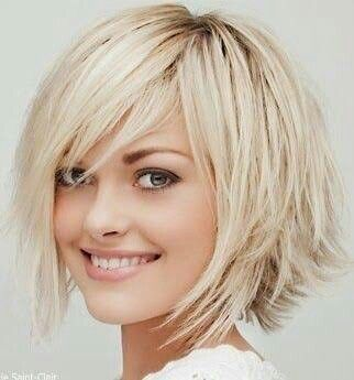 The Hottest Women Short Hairstyles In Early And Fall 2014 Haircuts 2013 With Neck Length Layered Bob