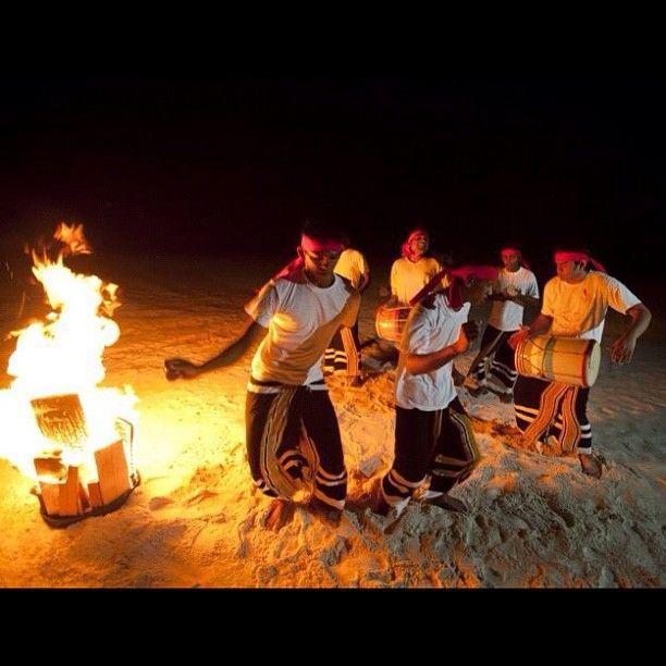 Maldivian Traditional Dance Night At Velassaru Maldives