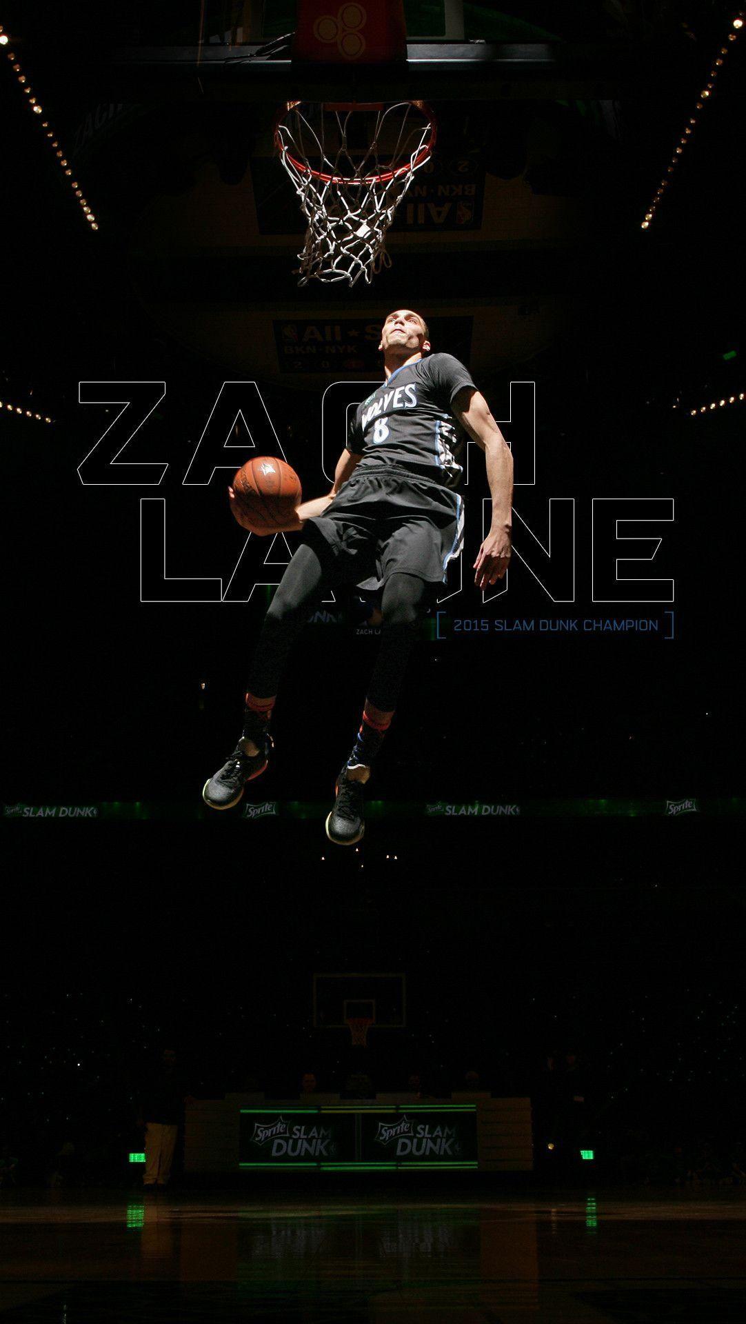 Zach Lavine Wallpaper Nba Wallpapers Iphone Wallpaper Nba Blazers Basketball
