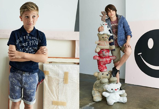 #smart #occasion #fun #young #summer #trend #beautiful #pretty #2015 #collection #sisley #benetton #boy #style #fashion #latest