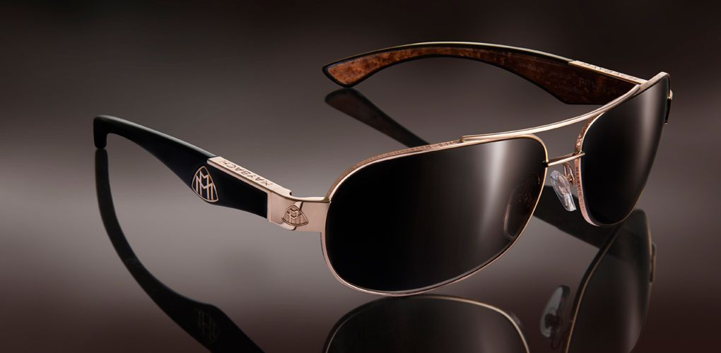 MAYBACH - ICONS OF LUXURY | Limited Gold Editions | Sunglasses ...