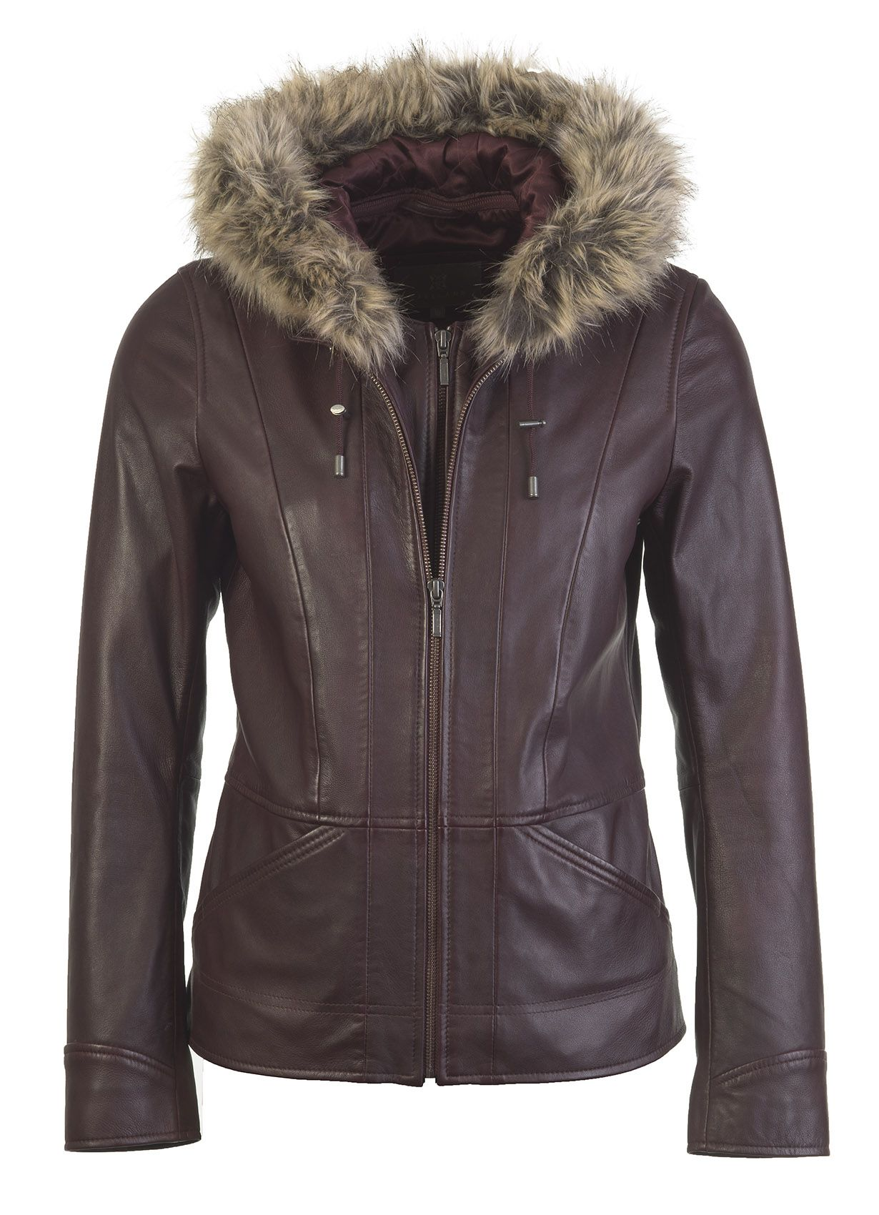 1000  ideas about Ladies Leather Jackets on Pinterest | Leather