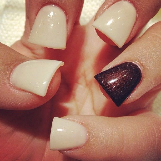 Pin by Geneen Grassia on Nailtastic | Pinterest | Nude nails