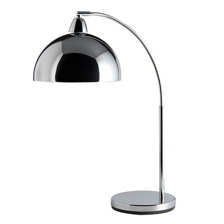 Dome Table Lamp 60cm | Freedom Furniture And Homewares