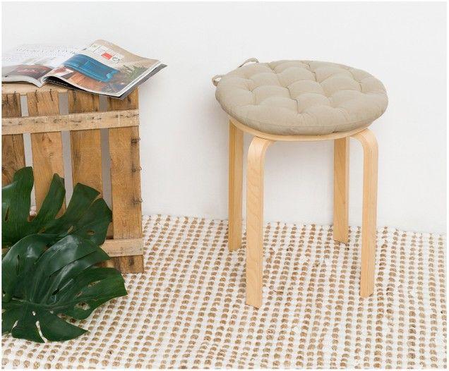 Cuscini Per Sedie Cucina Rotondi.Cuscino Sedia Rotondo Gavema 2 Pz Home Decor Decor Furniture