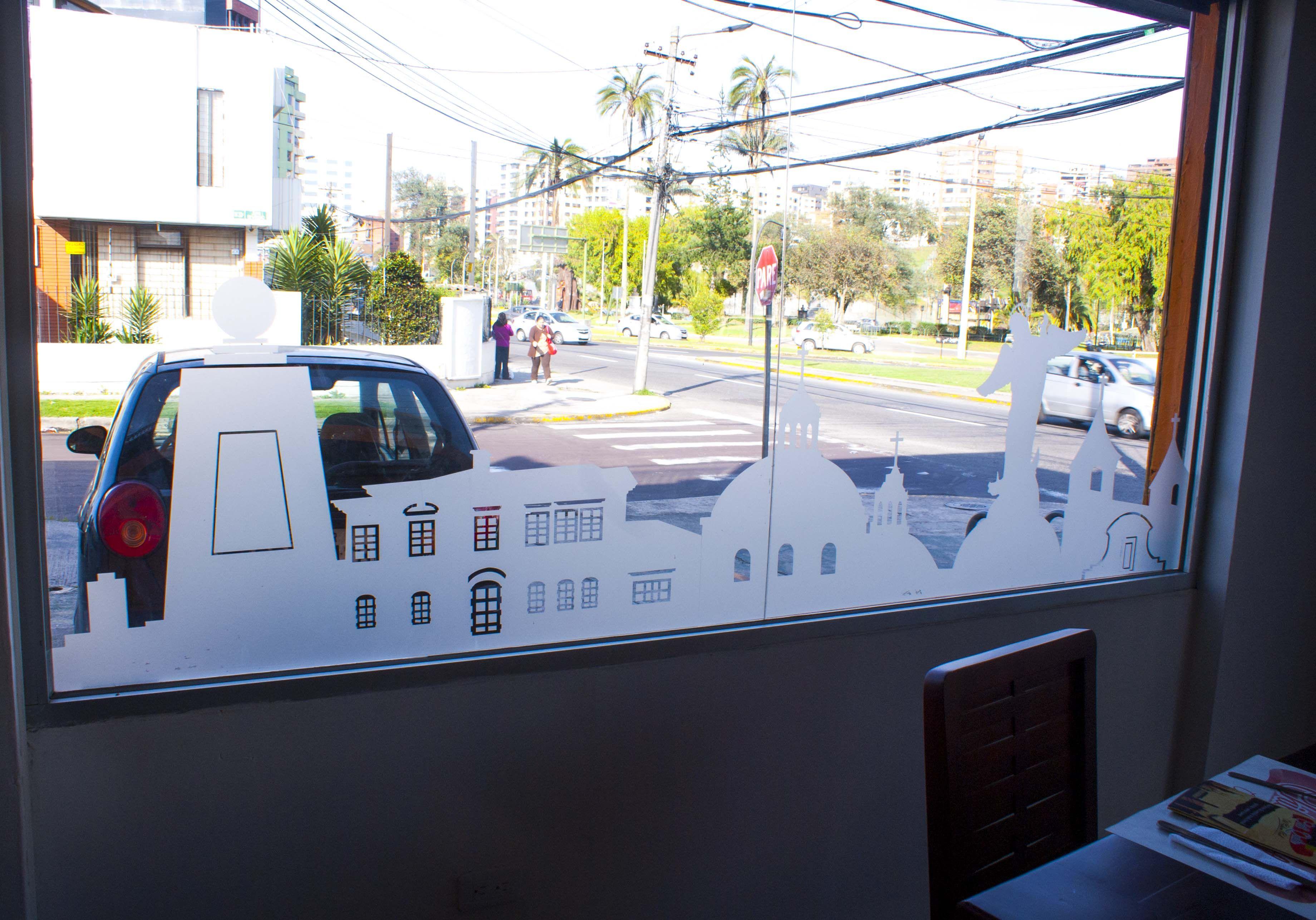 Branding Y Decoracion De Restaurante En Quito Restaurantes En