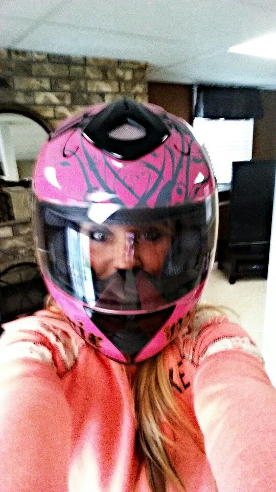 New Pink Race Helmet ♡♡ ♡5 0♡ Pony Girl ♡5 0