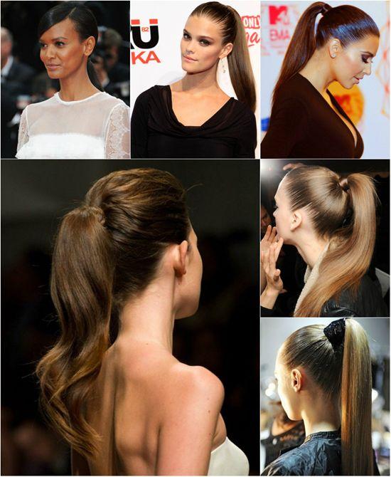 Ponytail hair extensions brisbane