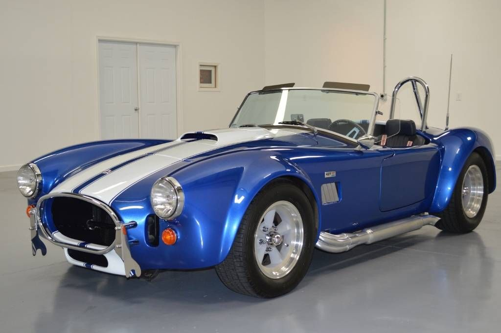 Ford Cobra | Grease Junky Oh Ya! | Pinterest | Gt cars, Ford GT ...