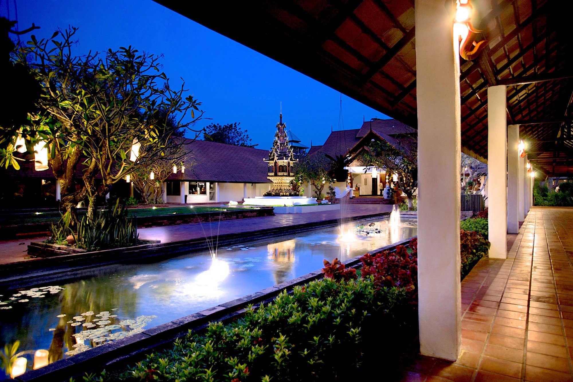 The legend chiang rai spa resort in thailand at kok river finest lanna boutique chiangrai