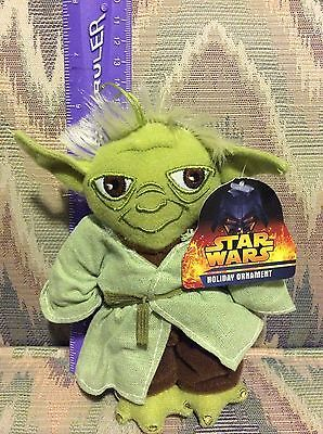 Star wars holiday christmas #ornament yoda 2005 by #george #lucas ltd nwt,  View more on the LINK: 	http://www.zeppy.io/product/gb/2/201437864702/