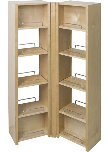 Pantry Swing Out Cabinet 12 X 8 X 45 5 8 Pso45 Pantry Design Hardware Resources Adjustable Shelving