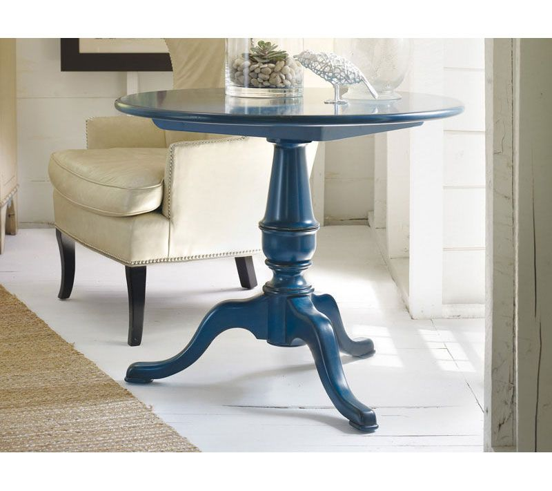 Bethany Cottage Pedestal Table Furniture Cottage Furniture Table