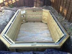 Build your own pool swimming pool pinterest build your own pool swimming pools and pool for Build your own swimming pool deck