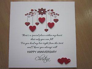 Th wedding anniversary card google search anniversary ideas
