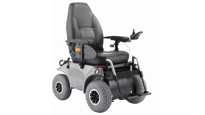 sillas de ruedas electricas meyra