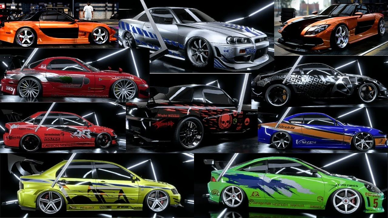 Fast And Furious Cars Save Game Need For Speed Heat Full Hd In 2020 Need For Speed Need For Speed Cars Fast And Furious