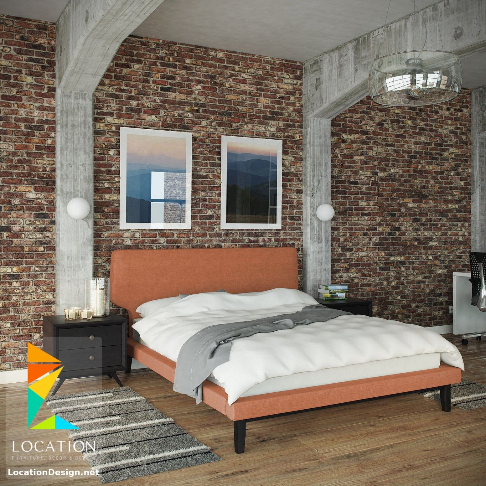 ديكورات غرف نوم صغيرة وبسيطة لوكشين ديزين نت Queen Sized Bedroom Sets Bedroom Sets Queen Queen Sized Bedroom