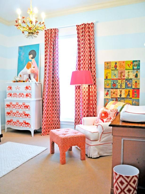 Kids\' Rooms: 8 Ways With Antiques | Vintage furniture and Children s