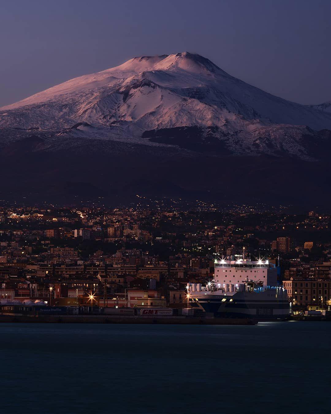 "Photo Mt. Etna Christmas Eve 2020 Gianluca Musmeci | Photography on Instagram: ""🇮🇹 Etna al"