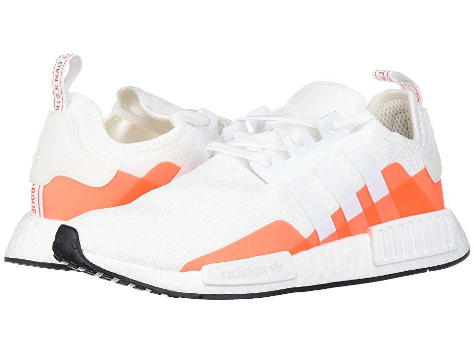 Adidas Originals Nmd R1 Men S Running Shoes Footwear White Footwear White Solar Red 2 Running Shoes For Men Adidas Originals Nmd Adidas Original Nmd R1