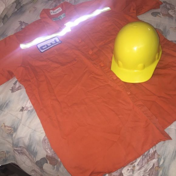 Halloween costume construction worker Great costume for