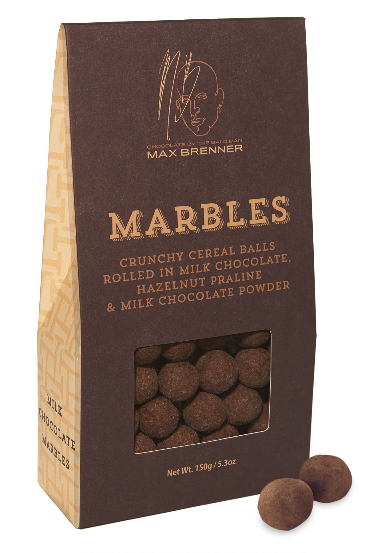 Milk Chocolate Marbles are bite-sized mouthfuls of deliciousness ...