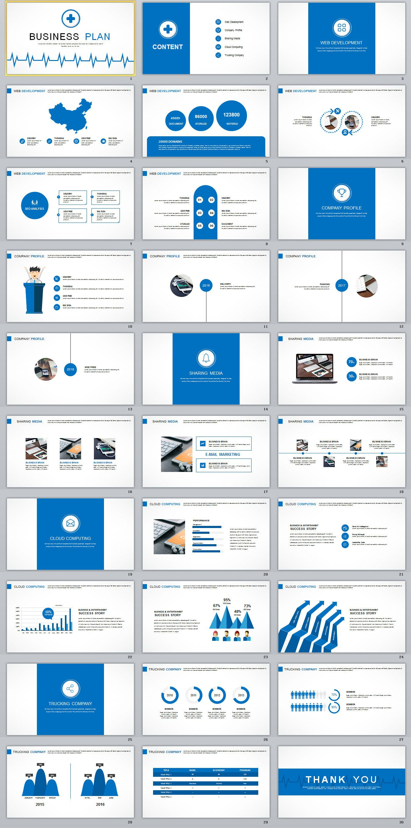 30 best business plan powerpoint templates on behance powerpoint 30 best business plan powerpoint templates on behance powerpoint templates presentation toneelgroepblik Choice Image