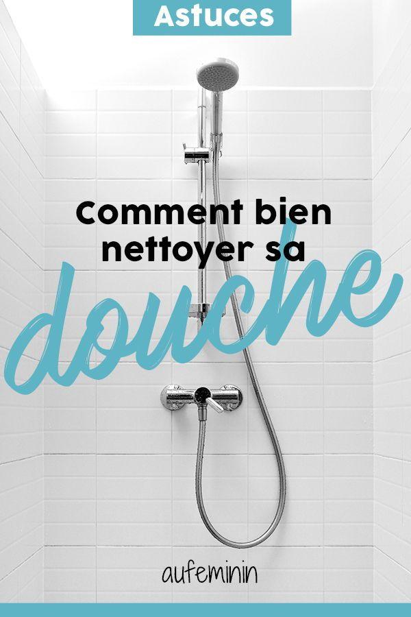 Comment Bien Nettoyer La Douche nettoyage douche : quels produits et comment nettoyer sa douche ?