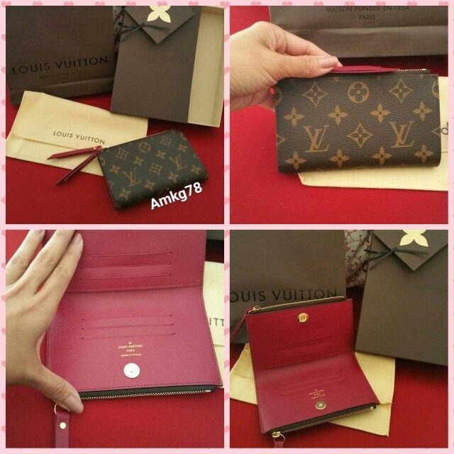 185b2c67052 Louis Vuitton Adele Compact Wallet ❤ | Louis Vuitton in 2019 ...
