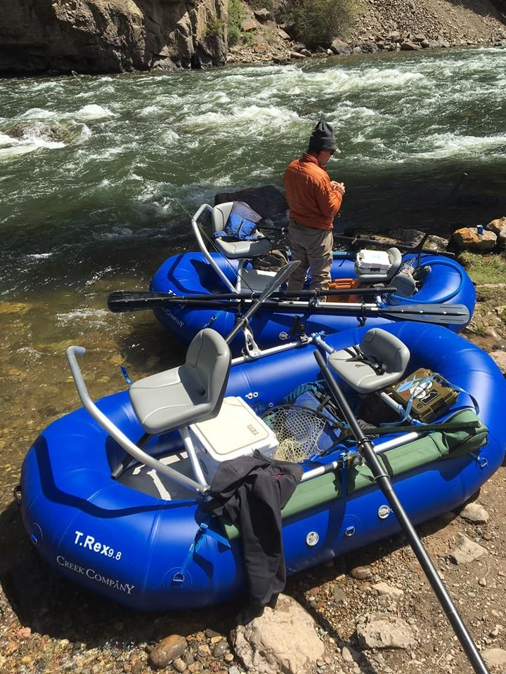 T Rex Raft 980 T Rex 9 8 Mini Drifter Loaded Package Inflatable Pontoon Boats Fly Fishing Boats Small Pontoon Boats