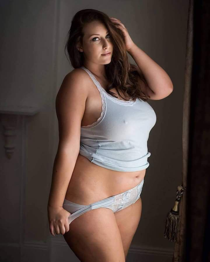 Chubby and beautiful