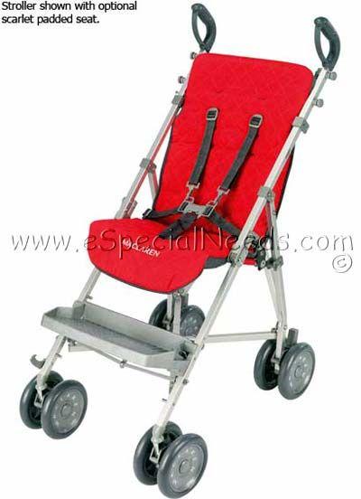 Maclaren Major Special Needs Stroller Beans Stuff Umbrella