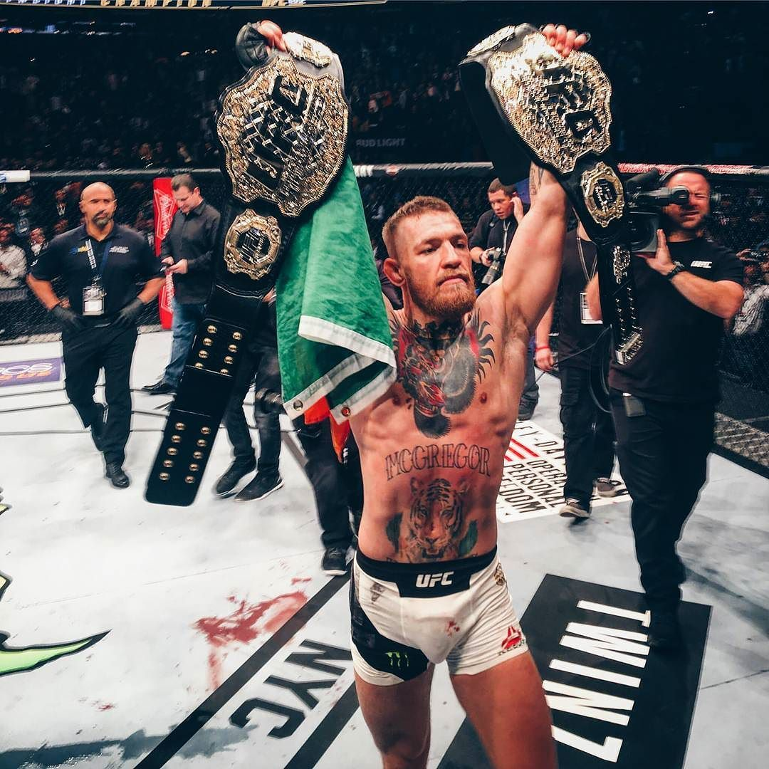 I Just Want To Say From The Bottom Of My Heart Id Like To Take This Chance To Apologise To Absolutely Nobody Ufc Conor Mcgregor Conor Ufc Connor Mcgregor