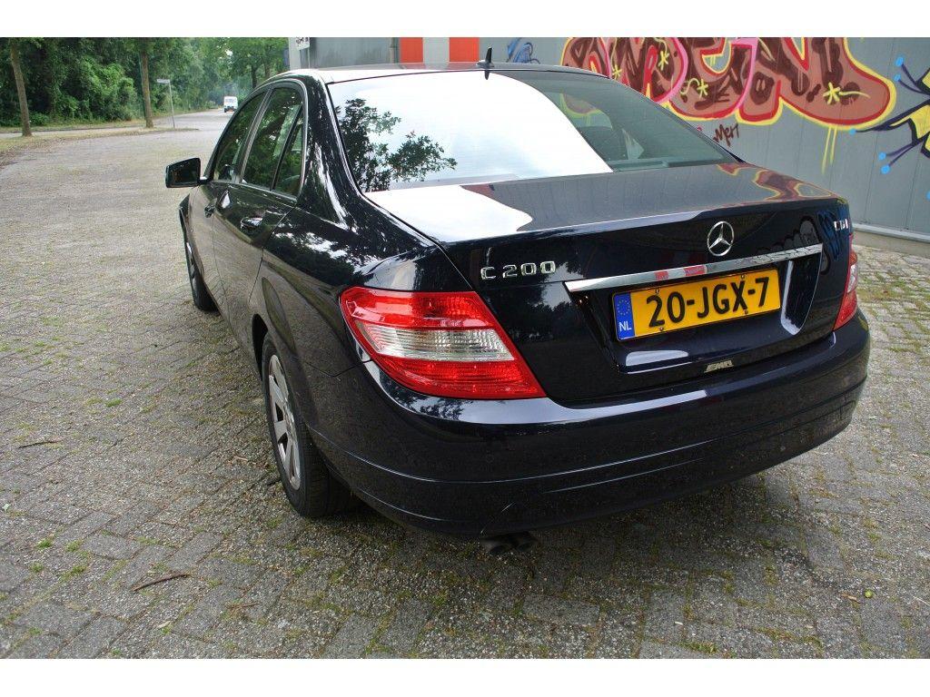 Merk Mercedes Benz Model C Klasse Type 200 Cdi Bluee Inrichting