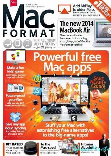 Mac Format – July 2014   SharePirate.Com