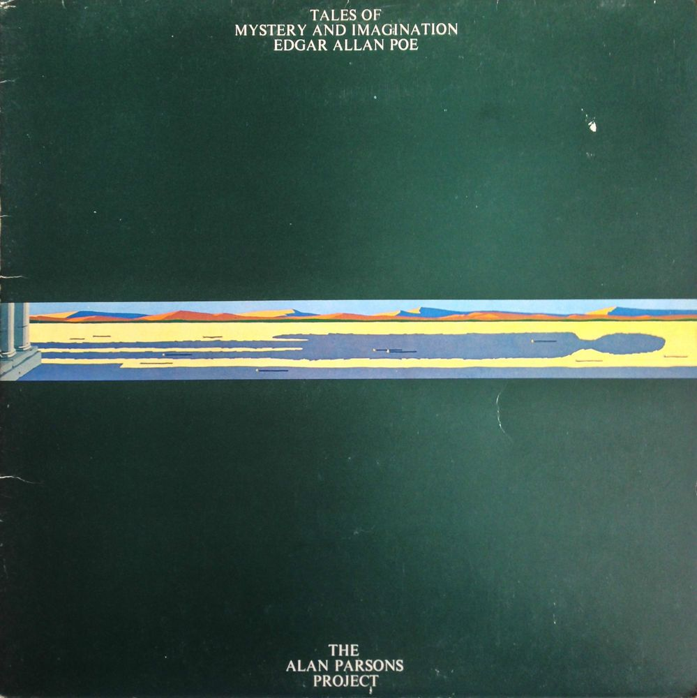 The Alan Parsons Project Tales Of Mystery And Imagination Vinyl Lp