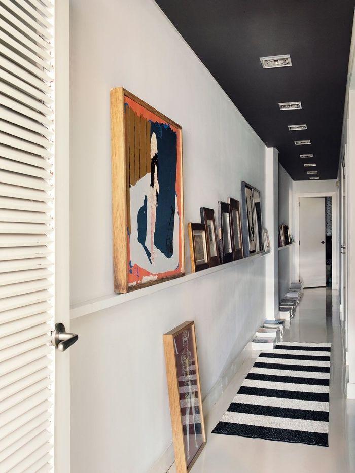 1001 Idees De Couleurs Pour Une Peinture Couloir