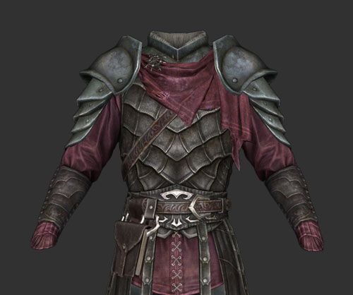 Volkihar Knight - Vampire Armor at Skyrim Nexus - mods and
